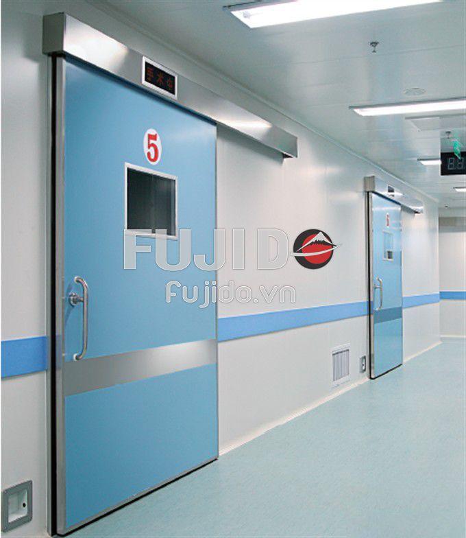 Cửa phòng mổ có vai trò quan trọng trong quá trình phẫu thuật, là một trong những yếu tố then chốt quyết định tới sự thành công của ca phẫu thuật