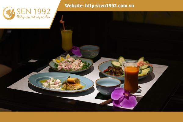 món ăn tại sen 1992
