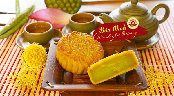 Bánh mứt kẹo Bảo Minh