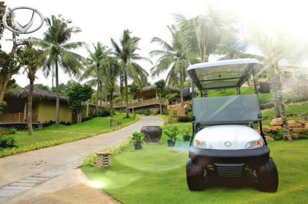 xe điện buggy chở hàng giá tốt