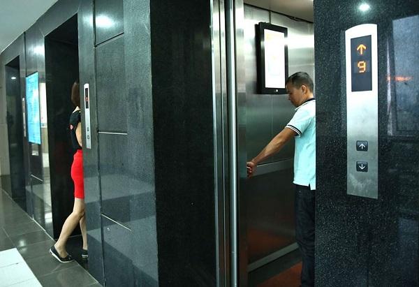 lịch sử của thang máy