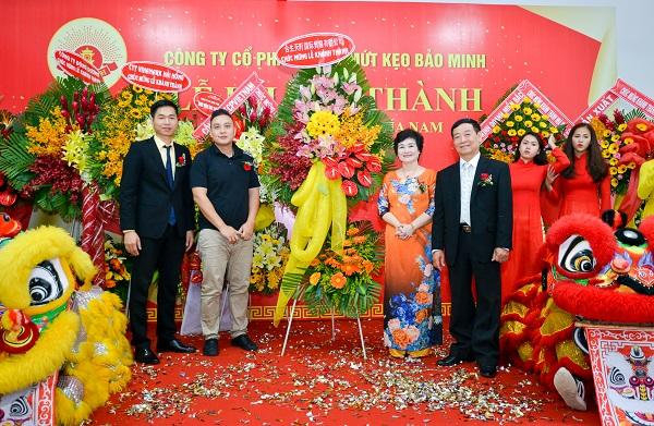 Nhà máy sản xuất bánh mứt kẹo lớn tại TP HCM chính thức hoạt động
