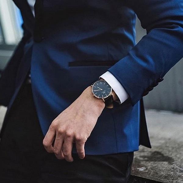 """4 lý do khiến doanh nhân thành đạt """"cưng chiều"""" đồng hồ đeo tay"""