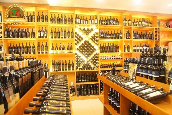 Mua rượu vang biếu Tết 2019 ở đâu uy tín