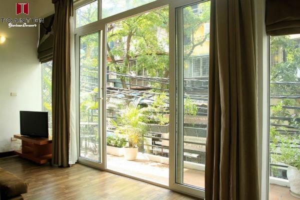 căn hộ cho thuê tại Hà Nội thiết kế đẹp