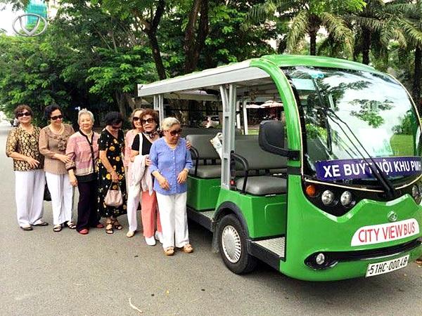 Xe điện thương hiệu Việt VN Electric Car được ưa chuộng trên toàn quốc