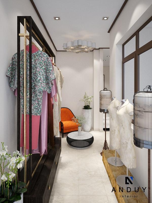 tư vấn thiết kế nội thất cho showroom