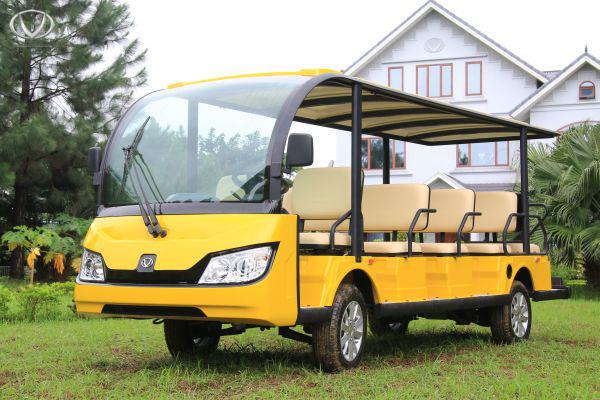 Xe điện bốn bánh lắp ráp nội địa ngày càng được ưa chuộng