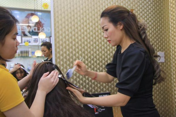 Đông Đông Hair salon