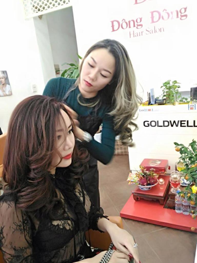 Đông Đông Hair salon