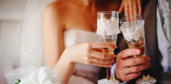 """Rượu vang ngọt ngào cho """"ngày chung đôi"""" thêm ý nghĩa"""