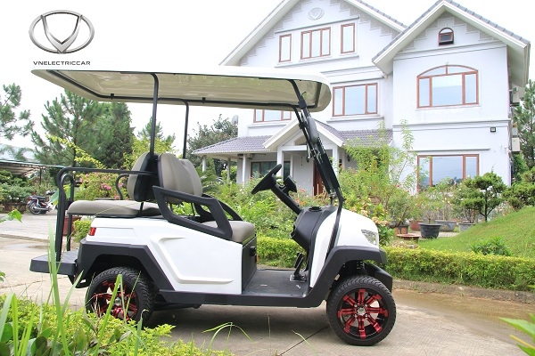Xe điện resort ngày càng được ưa chuộng tại các khu du lịch nghỉ dưỡng
