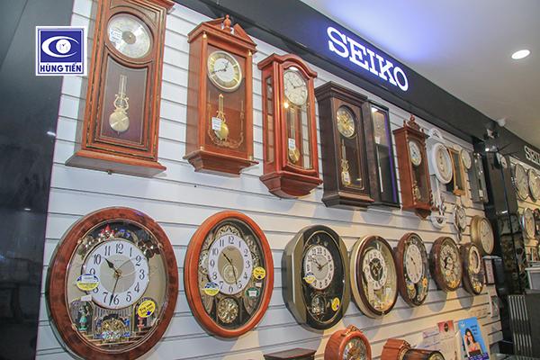 Đồng hồ Hùng Tiến – Thế giới của những chiếc đồng hồ chính hãng