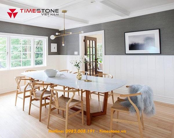 Đá nhân tạo gốc thạch anh được ưa chuộng hàng đầu trong thiết kế nội thất ngày hè