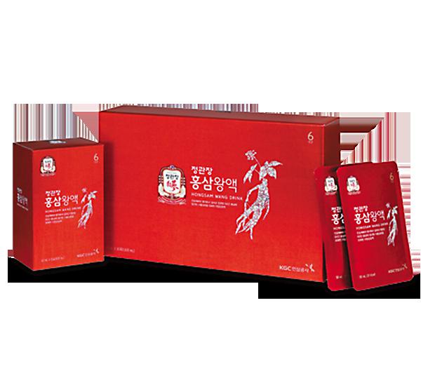 Nước hồng sâm KGC Hàn Quốc