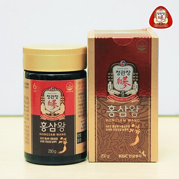 Cao hồng sâm Wang - Món quà tinh túy cho sức khỏe