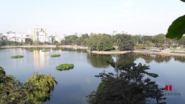 Du lịch, công tác ở Hà Nội, đừng bỏ qua 5 căn hộ view đẹp này nhé!