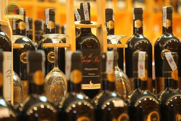 rượu vang Italia