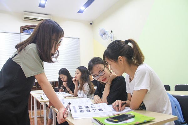 Trung tâm dạy tiếng Hàn chất lượng cao tại Cầu Giấy