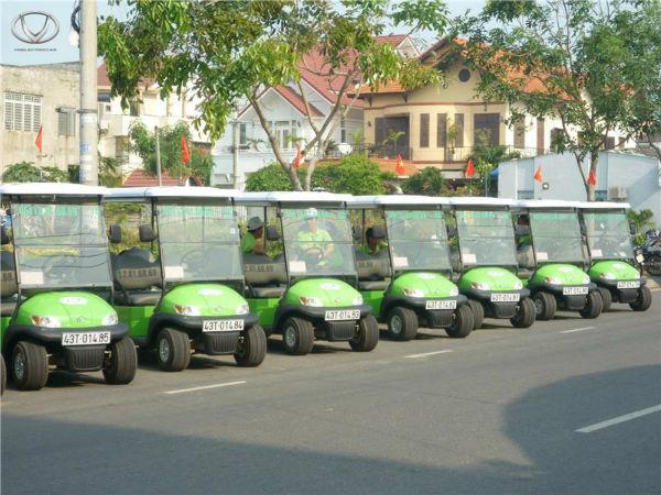 Đầu tư xe điện - Giải pháp thông minh giúp nâng cao chất lượng resort