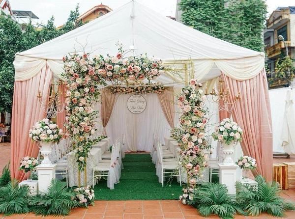 Rustic, Vintage và những cổng hoa cưới được yêu thích nhất năm 2019