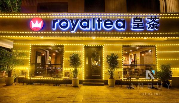 royaltea số 1 Phan Đình Phùng