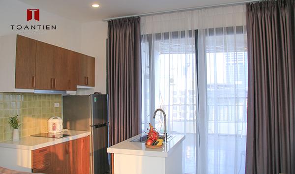 Căn hộ 32/12 của Toàn Tiến Housing tích hợp nhiều tiện ích nội và ngoại khu