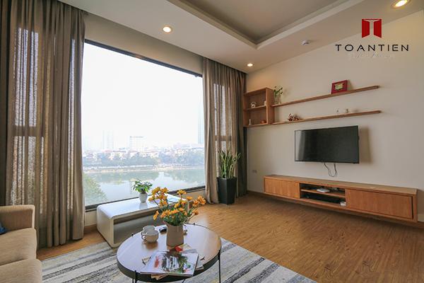 Tìm lại phút giây thư thái, bình yên tại căn hộ Celadon Building - 26 Phạm Huy Thông của Toan Tien Housing