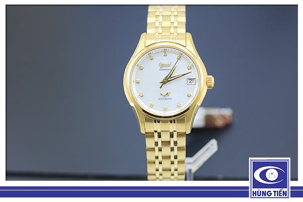 Yên tâm mua sắm đồng hồ Ogival tại cửa hàng chính hãng quận Long Biên