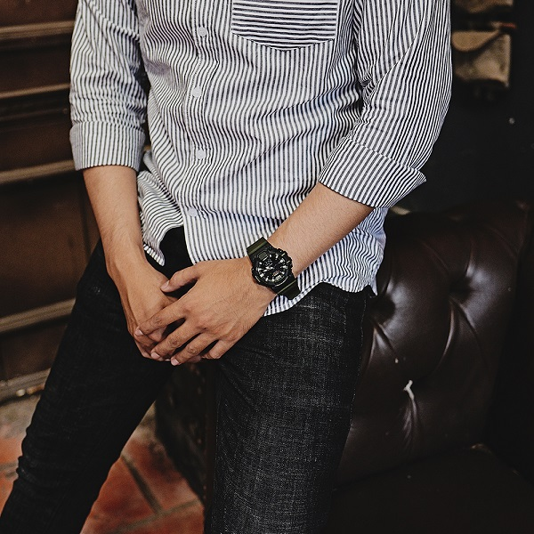 Chiếc đồng hồ dành riêng cho những chàng trai yêu thích phong cách thể thao, năng động