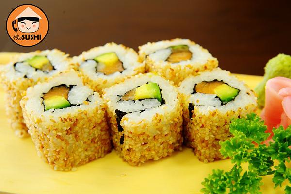 sushi Hà Nội