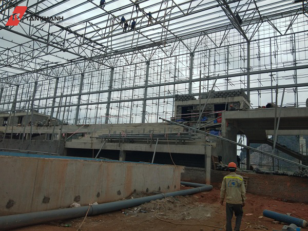 nhà thép tiền chế tại Hà Nội