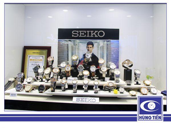 Giải mã thành công của thương hiệu đồng hồ Seiko