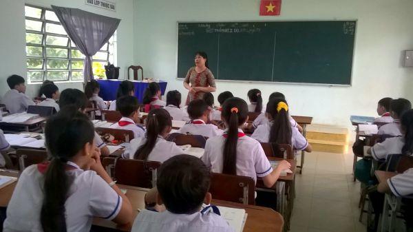 Giáo dục thời 4.0: Gửi-nhận thông báo từ trường học bằng một click