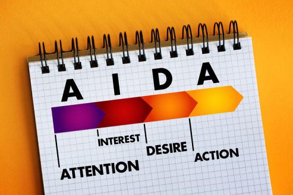 Marketing Online hiệu quả nhờ ứng dụng đúng mô hình AIDA