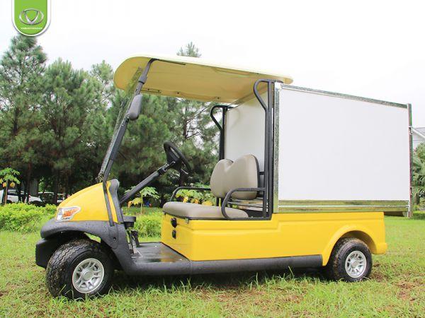 Xe điện chở hàng VNE.CAR CRB thùng kín - thùng hở: Giống và khác nhau như thế nào?