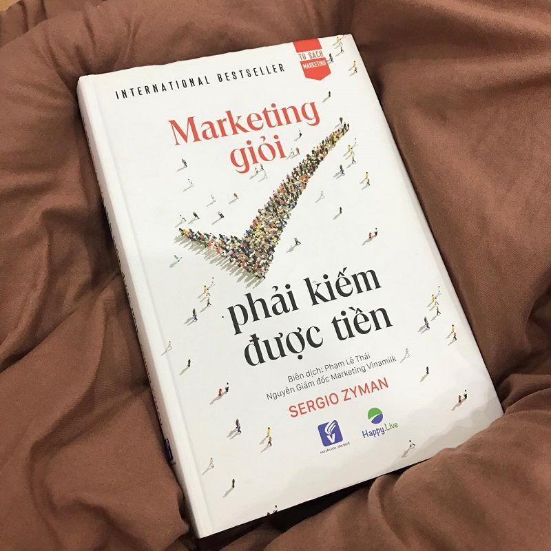 Marketing giỏi phải kiếm được tiền - Khi định nghĩa về marketing không giống như bạn vẫn nghĩ