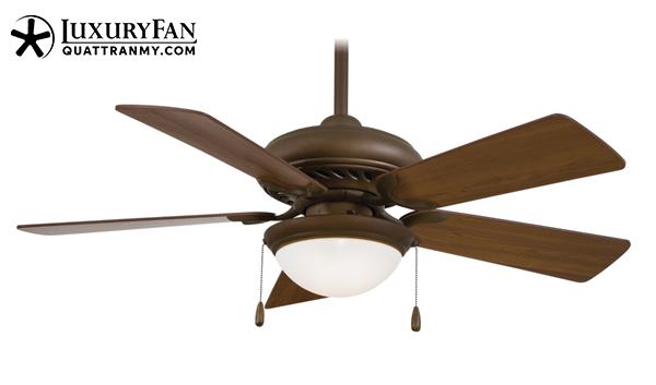 Tại sao nên sử dụng quạt trần đèn chùm cho ngôi nhà của bạn?