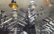 Thiết bị đèn led chiếu sáng nhà xưởng: giải pháp chiếu sáng cho doanh nghiệp