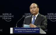 Khai mạc Diễn đàn Kinh tế thế giới tại Hà Nội: Việt Nam là