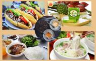 Top 5 đặc sản Việt khiến người nước ngoài mê