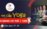 Học viện Yoga và Thể chất Việt Ấn tổ chức Hội thảo Giá trị Yoga giúp cân bằng cơ thể và tâm