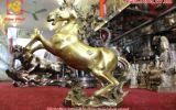 Ý nghĩa của tượng con giáp bằng đồng trong phong thủy