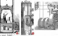 Lịch sử của thang máy - Khởi nguồn kỷ nguyên của những toà nhà chọc trời