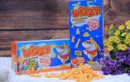 """Xóa tan định kiến """"ăn snack gây hại cho sức khỏe"""" với bánh cá Malaysia Wizzy"""