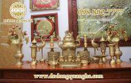 Mua đồ thờ cúng ở đâu đảm bảo chất lượng, phù hợp với văn hoá tâm linh của người Việt?