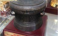 Trống đồng Quang Hà - tinh hoa nghệ thuật đúc đồng
