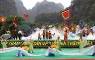 Lễ hội Tràng An, Ninh Bình: Tinh hoa hội tụ trên kinh đô đá