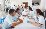 Hơn 200 bệnh nhân được tầm soát hen miễn phí
