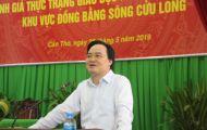 Tìm giải pháp phát triển giáo dục khu vực Đồng bằng sông Cửu Long
